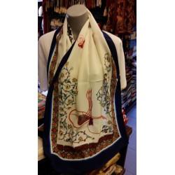 Crepe Silk Foulard ( 150 x...