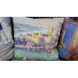 Bodrum Design Cushion