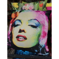 Marilyn Monroe Digital Printed Cushion Cover