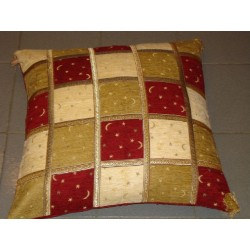 Big Cushion Cover Patchwork...